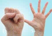 10 упражнений для пальцев рук при артрозе (фото)