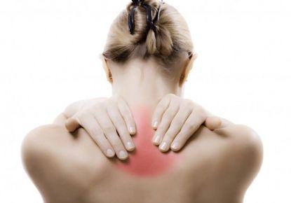 Боли в спине между лопатками: причины и коррекция такого состояния