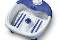 Массажеры для ног: чем полезна гидромассажная ванночка