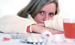 в курс лечения обычно входят антибиотики