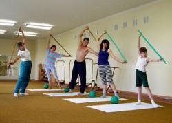 лечебная гимнастика для суставов