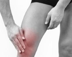 боль в колене при согнутой ноге