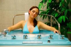 хвойные ванны - полезный и приятным метод народного лечения
