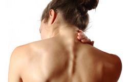 болезни шеи - еще одна причина периартрита