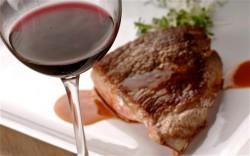 мясо и алкоголь провоцируют приступ подагрического артрита
