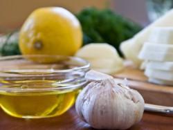 лимон и чеснок помогут при избытке солей