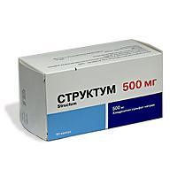 структум - один из препаратов ХС