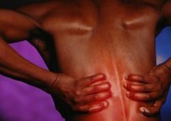боль - один из главных симптомов анкилозирующего спондилоартрита