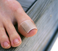вросший ноготь должен лечить только хирург