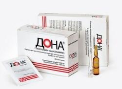 лекарство-хондропротектор Дона