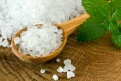 морская соль - основа лечебных ванн