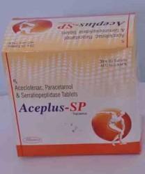 действующим веществом аналогов препарата является ацеклофенак