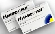 Нимесил: инструкция по применению, цена, аналоги, отзывы о лекарстве