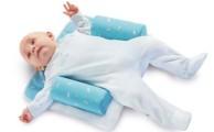 Ортопедическая подушка для детей до года: описание и как выбрать