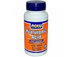 Таблетки с гиалуроновой кислотой