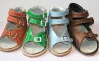 Ортопедическая обувь для детей с вальгусной деформацией стопы: какая она бывает?