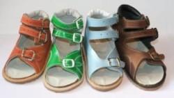 Обувь для детей с вальгусной деформацией