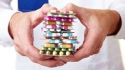 Пластинки с таблетками