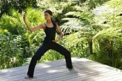Упражнения для позвоночника по цигун