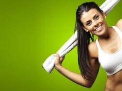 Самомассаж полотенцем делать легко
