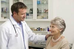 Врач рекомендует принимать лекарство