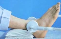 Физиотерапия голеностопного сустава