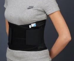 Пояс для спины при физических нагрузках