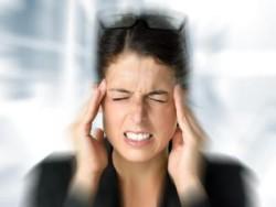 Очень болит голова