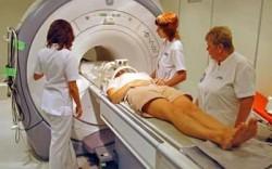 МРТ шейного отдела и головы
