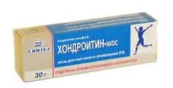 Хондроитин акос в форме мази