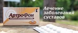 Препарат для лечения заболеваний суставов
