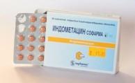 Индометацин: инструкция по применению, стоимость, отзывы, аналоги