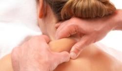 Пощипывание при массаже