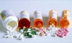 Таблетки разные