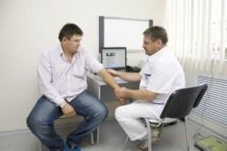 На приеме у ортопеда-травматолога