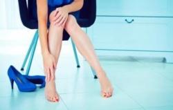 болят ноги после ходьбы