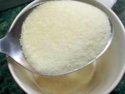 ложка желатина