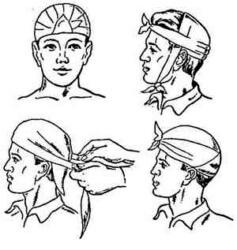 травма костей головы