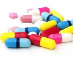 средства, предназначенные для лечения спазмов