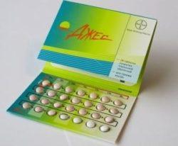 монофазный пероральный контрацептив с антиандрогенными свойствами