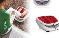 массаж для ступней ног