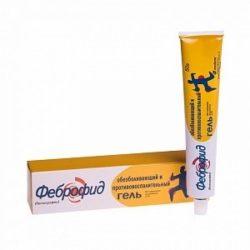 средство, используемое в ходе лечения вывихов, ушибов