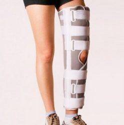 ортез на колено
