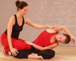 упражнения для устранения боли