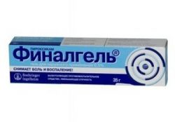 средство для устранения болевого синдрома, спровоцированного спортивными травами