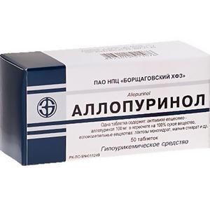гипоурикемическое средство