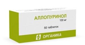 лекарственное средство для лечения подагрического артрита