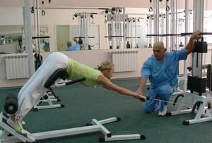 физические упражнения для лечения болезней костно-суставной системы