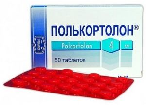 лекарственный препарат из группы глюкокортикостероидов
