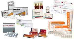 Нпвс препараты при остеохондрозе
